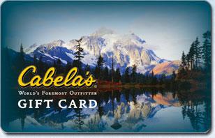 Cabela's eGift Cards
