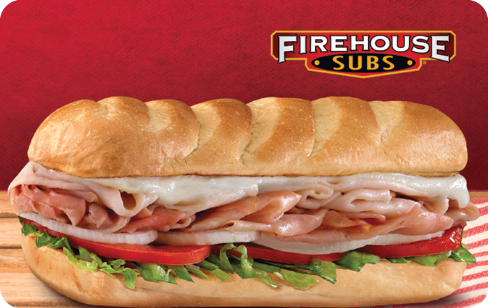 Firehouse Subs Gift Cards
