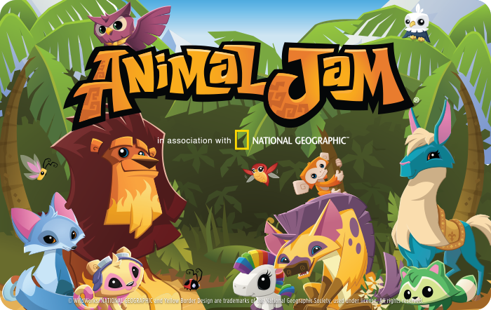 Wildworks Animal Jam Egift Cards Birthday Direct Buy Animal Jam Gift Cards Kroger Family Of Stores