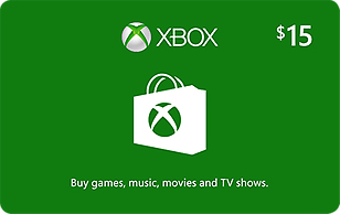 xbox eGift Cards