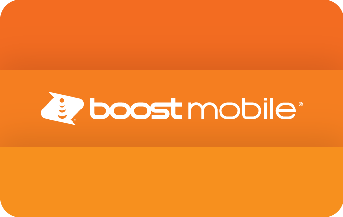 Boost Prepaid Phone Card (e-delivery)