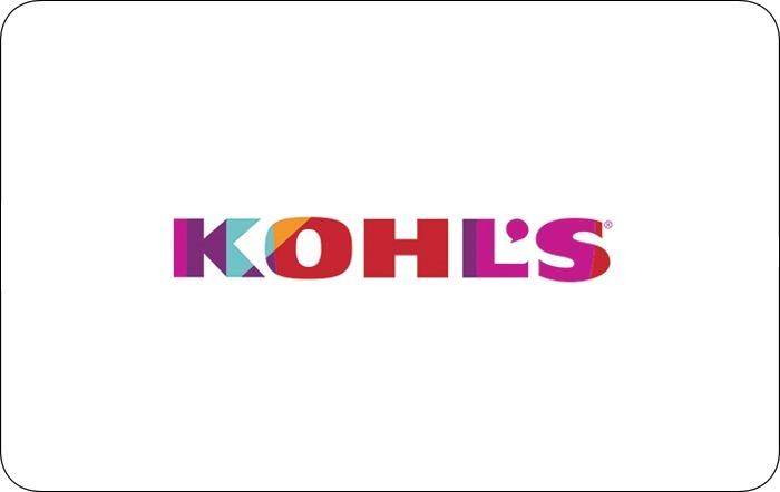 Promotion of Kohl's eGift Cards